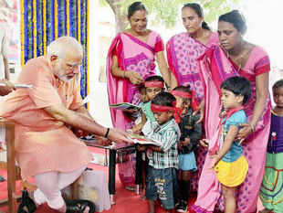 Narendra Modi did well in Goa, but Delhi is no beach town. To get there, Modi, and a fully supportive BJP, need to pull out all stops.