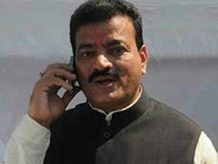 NCP announced on Saturday that former Maharashtra minister Bhaskar Jadhav was elected as party's state president.