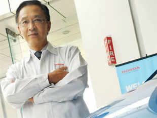 Hironori Kanayama, President & CEO, Honda Cars India