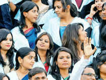 The top three IIMs — Ahmedabad, Bangalore and Calcutta — alone have received a total of 294 acceptances or confirmations from women students so far.