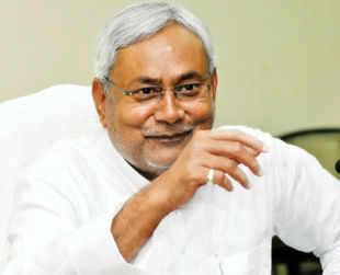Leader must feel people's pain, not corporates: Nitish Kumar