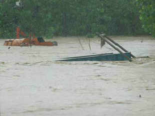 Fifty-two people, including 15 children, stranded in Haryana's Yamunanagar district due to floods, were rescued today.