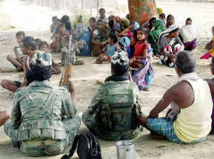 Livelihood-security plan in 12 Naxal-hit districts from July 1