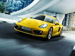 New Cayman is - after the 911 Carrera and Boxster - the third sports to feature innovative lightweight body design with mixed aluminum.