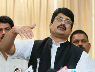 Raja Bhaiya appeared before the Special CBI court and gave his consent to undergo the polygraph test in connection with the murder case.