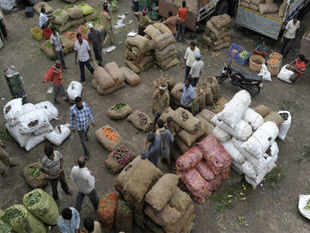 A decision on the way ahead for the ambitious Food Security Bill is expected to be taken tomorrow with Prime Minister Manmohan Singh and Congress President Sonia Gandhi holding deliberations on the matter.