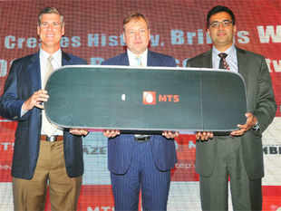 Sistema Shyam TeleServices, which offers telecom services under the brand name MTS, today announced the launch of high speed mobile broadband service MBlaze in 37 towns across Tamil Nadu.