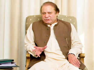 "Prime Minister Nawaz Sharif today credited Pakistan's nuclear programme with providing ""full spectrum deterrence against external aggression"" and reinforcing peace in the region."
