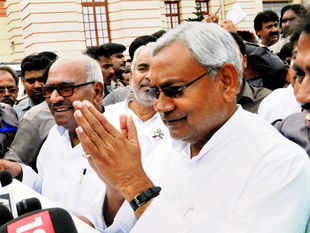 Quid pro quo with Nitish: Congress banks on Bihar CM for legislative measures