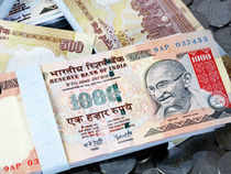 Dealers said weak domestic fundamentals such as record current account deficit and high inflation concerns too put pressure on the rupee.