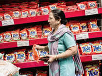 """""""P&G's India business has been growing at over 20% for a decade, but it is still a small part in its global revenues."""""""