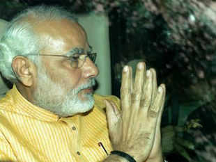 "Gujarat Chief Minister Narendra Modi is leaving today to visit rain-ravaged areas of Uttarakhand. ""Chief Minister Narendra Modi is leaving for Dehradun this evening to visit the affected areas of Uttarakhand,"" state spokesperson and Finance Minister Nitin Patel told PTI."