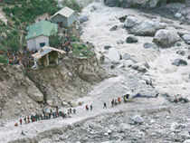The government today decided to step up rescue operations in flood-ravaged Uttarakhand as more rains are predicted for Monday.