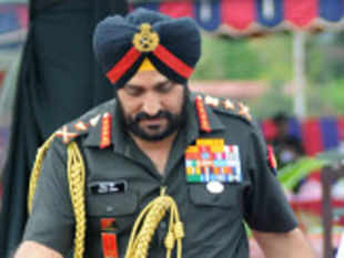 "Army chief General Bikram Singh today said the Army has the ""operational plans"" in place to prevent any such eventuality."