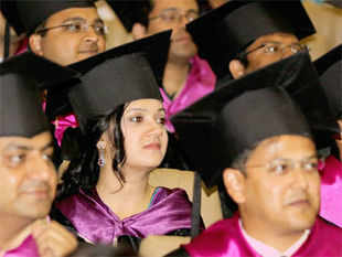 Indian Institute of Management, Kozhikode, has admitted close to 200 women, about 50 per cent, in its Post Graduate programme of the 2013-15 batch.
