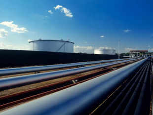 The Madras High Court has stayed a Tamil Nadu Government order directing removal of pipelines laid by Gas Authority of India Limited.
