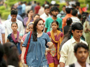 Hindu College and Bhaskaracharya College of Applied Science have kept their cut off in the bracket of 96.75-99.75 and 97-99.75 for Commerce and B.Tech courses respectively