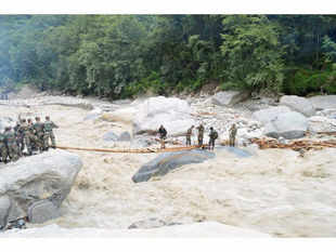 Uttarakhand: TERI, Ganga Action Parivar to prepare green report
