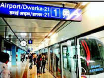 """Amid indications of DMRC likely to take over the operation of Airport Metro Express from next month invoking """"large public interest"""" , there is no clarity on who would repay the debt of at least Rs 2,000 crore in case the present contract gets terminated"""