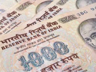 Remittances from non-resident Indians have grown thanks to the weakening rupee, according to officials in the business.