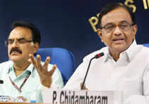 Financing high CAD year after year a challenge: Chidambaram