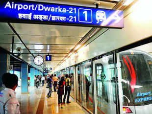 "This is because the termination has arisen owing to DMRC's invocation of ""event of default"" clause, the spokesman said."
