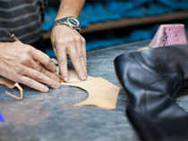 India's leather exports are expected to touch the USD 14 billion level by 2017 and may double jobs in the sector to 5 million, CLE said.