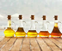 A healthy war is looming in the Indian kitchen with rice bran oil gaining popularity as a healthy and affordable cooking oil.