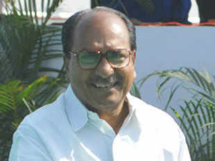 Congress leader AK Antony on Tuesday ruled out any change in the state government on the solar panel scam issue.