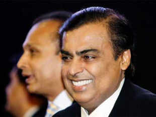 Mukesh Ambani made it to the top of the list, even as Ratan Tata, who held steady at the top for five years, has now slipped to third rank.