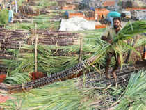With the 35,000 crore sugar industry being hostage to politics, industry captains met the state mandarins to plead for a rational approach to cane price.