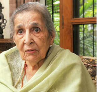 Niamat Kaur's three-year-long struggle to reclaim her property on which a McDonald's outlet was allegedly overstaying bore fruit last week when the Delhi high court gave the franchise marching orders.