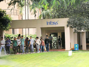 Infosys' only significant acquisition has been in Europe — Switzerland based Lodestone Consulting, which it bought for nearly Rs 2,000 crore.