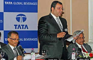 Tata Global Beverages would make substantial investments in its brands for making the company grow, company chairman Cyrus Mistry said today.