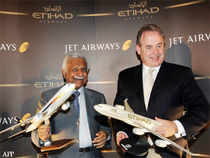 Jet and Etihad struck a landmark agreement in April this year under which the Middle-Eastern carrier agreed to buy 24 per cent of Jet for about $600 million.