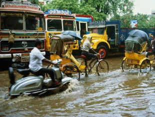 Between June 1-July 17, Chandigarh, the common capital of the two states had received 355.8 mm of rains as against a normal of 281.1 mm, with 27 per cent being surplus.