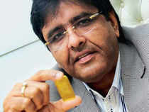 Reclusive bullion king P Kothari lands in the taxman's glare
