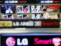 LG Electronics Inc reported a 9 percent fall in quarterly profit on Wednesday, beating forecasts.
