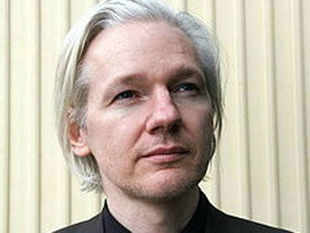 The party, launched by the whistleblowing website's founder Julian Assange via a videolink from London today, will also field him as a candidate from Victoria.