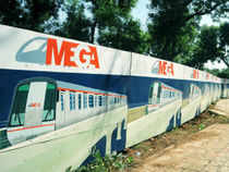 France-based metro rail consultants M/s Egis Rail has been appointed by MEGA to undertake a comparitive Cost Benefit Analysis of Broad Guage (BG) and Standard Guage.