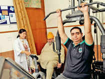 A nation bursting with 60 mn obese people is fuelling growth of 2 mkts: one the food that makes them fat, and another that helps them get back in shape.