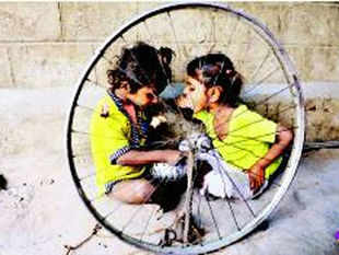 India has just reduced its number of poor from 407 million to 269 million, a fall of 138 million in seven years between 2004-05 and 2011-12 . This is faster than China's poverty reduction rate at a comparable stage of development, though for a much shorter period