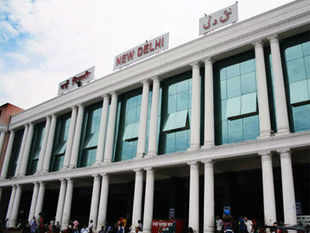 New Delhi railway station will be the first Wi-Fi enabled station in the country to have such a modern facility like major international airports.