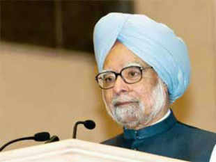 Prime Minister Manmohan Singh promises more reforms