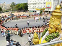 """Congress asserted that the Telangana issue is settled once and for all and hoped that those opposed to the decision would accept the """"justified"""" decision."""