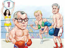 The new allies may have taken the beaches of Normandy and have beaten Sir Martin Sorrell's WPP to become the largest global advertising company.