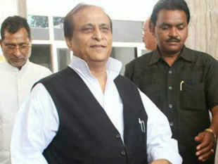 """Accusing the media of glorifying suspended IAS officer Durga Sakthi Nagpal as """"Durgaji"""", senior Uttar Pradesh minister Mohd Azam Khan said her case was highlighted while other such suspensions went unnoticed."""