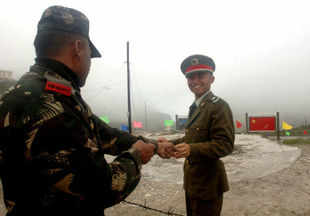 Indian, Chinese troops exchange beer, rasgullas after face-off