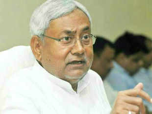 Efforts on to make environment of intolerance in Bihar: Nitish