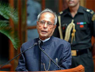 India committed to build friendly ties with Pakistan: Pranab Mukherjee